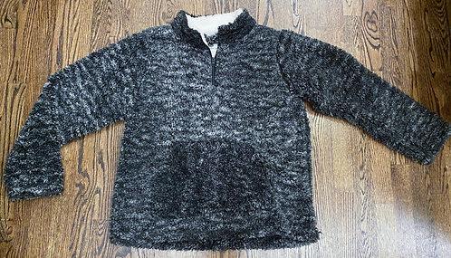NWT Sabrina Lauren Soft 1/4 Zip Pullover - Size L