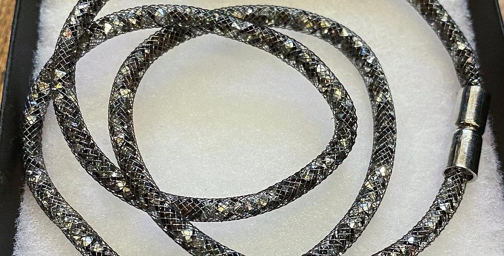 Triple Wrap Stretch Magnetic Clasp Bracelet
