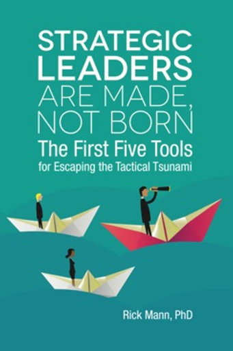Strategic Leaders are Made, Not Born