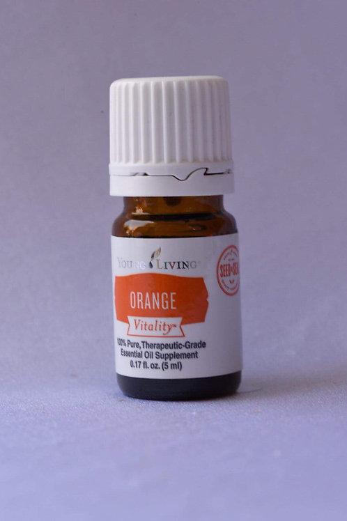 Orange Vitality Essential Oil 5ml