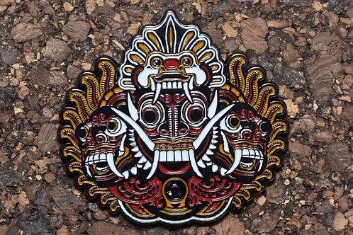 Mugwort 'Bali Series' Barong Pin
