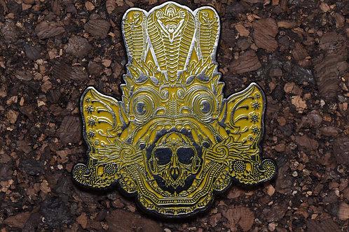 Mugwort 'Bali Series' Mythical Guardian Pin