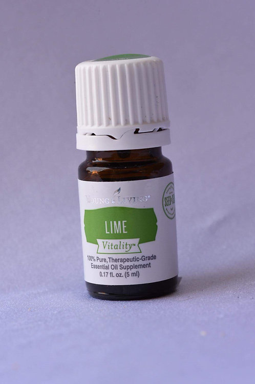 Lime Vitality Essential Oil 5ml