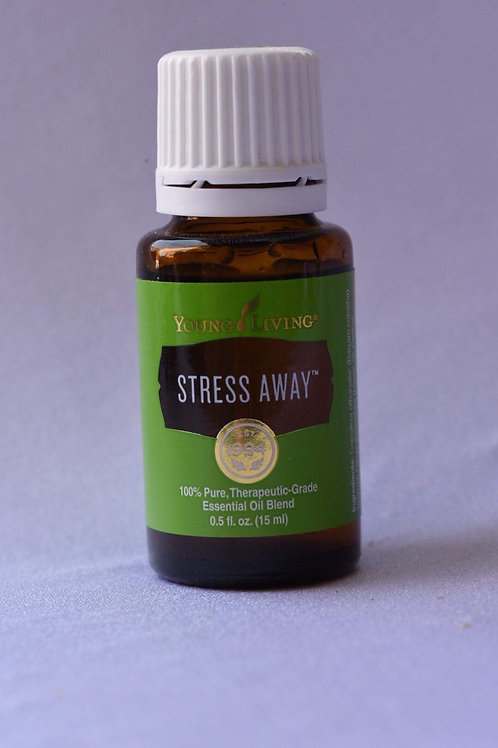 Stress Away Essential Oil 15ml