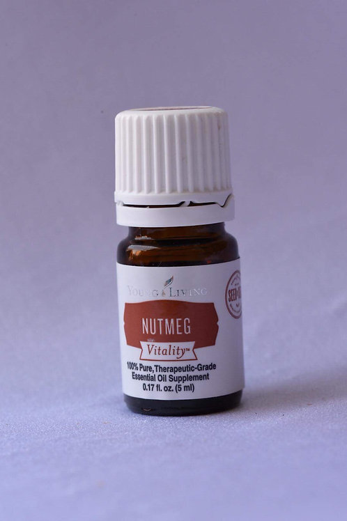 Nutmeg Vitality Essential Oil 5ml