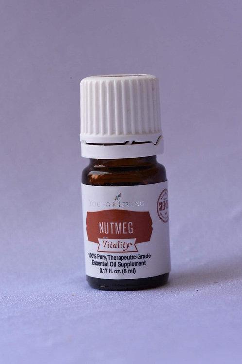 Nutmeg Vitality Essential Oil 5ml