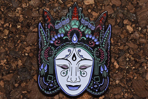 Mugwort 'Bali Series' Lakshmi Pin