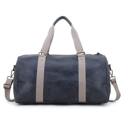Grey Large Travel Bag