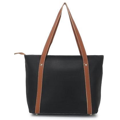 Women's classy black handbag