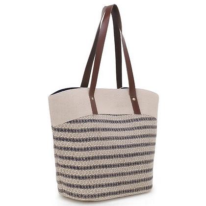 Jute Tote Handbag