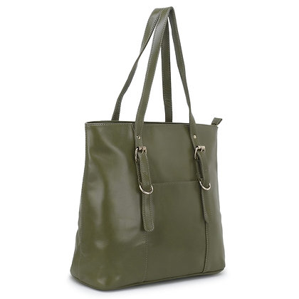 Olive Formal Handbag
