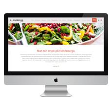 Copy till restaurangs hemsida