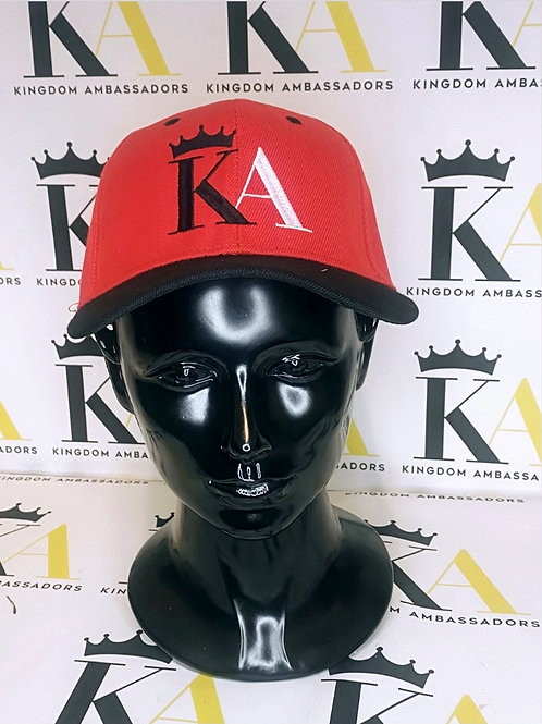 Kingdom Ambassador baseball caps
