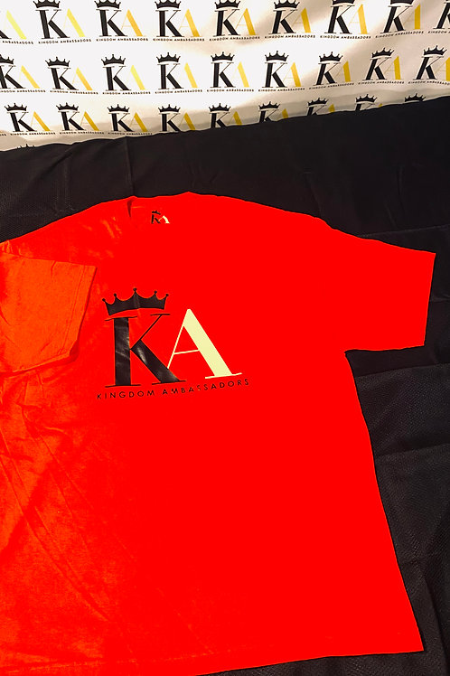 Kingdom Ambassadors Baseball T-Shirt (adults)