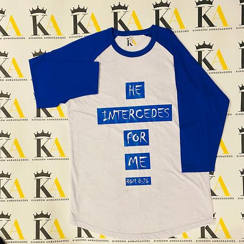 Kingdom Ambassadors Baseball Tee's 3/4 Sleeves