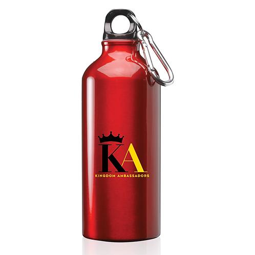 Kingdom Ambassadors Aluminum Water Bottles 20 oz.