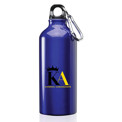 Kingdom Ambassadors Aluminum Water Bottles 20 oz.