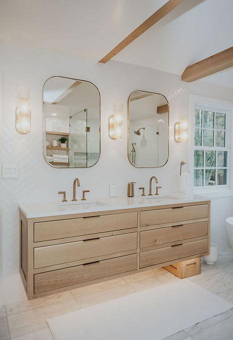 Luxurious Spa Bathroom Buffalo, NY