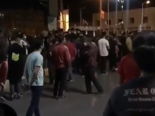 We don't want the Islamic Republic