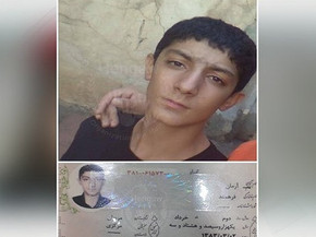 Iranian Juvenile Sew Up Lips In Protest Of Critical Conditions