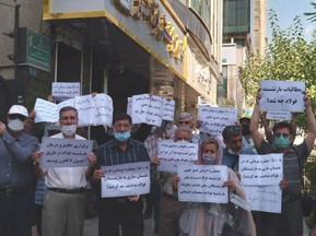 Anti-Regime Rallies Continue In Iran