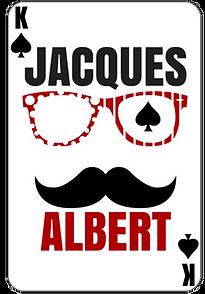 Jacques Albert animation close-up magie rapprochée