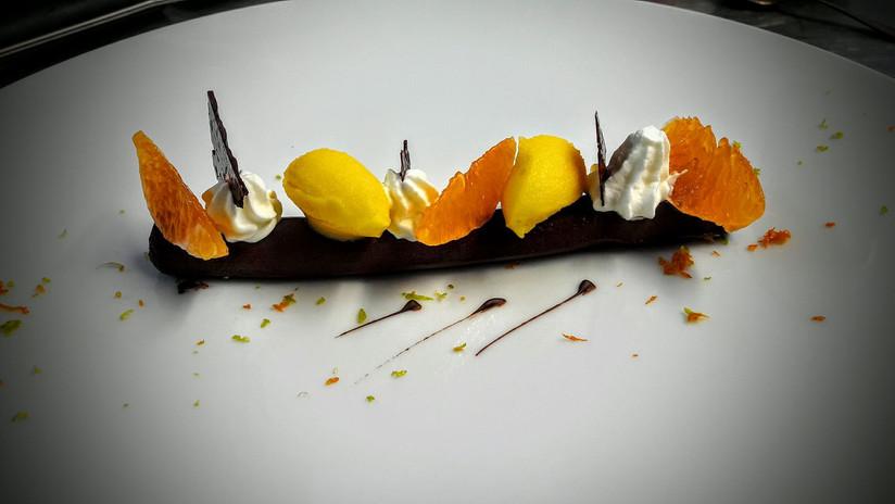 La Table du Pouyaud Restaurant Gastronomique Champcevinel Perigueux