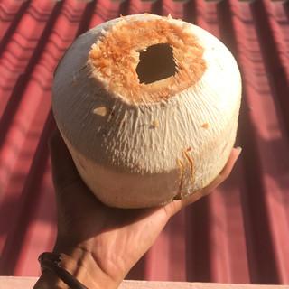 Thai coconut!