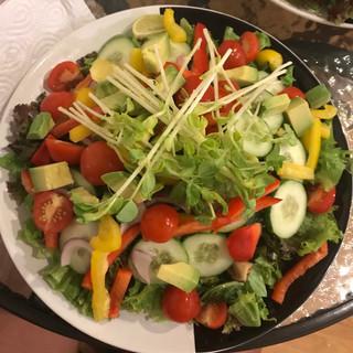 Salad champions!