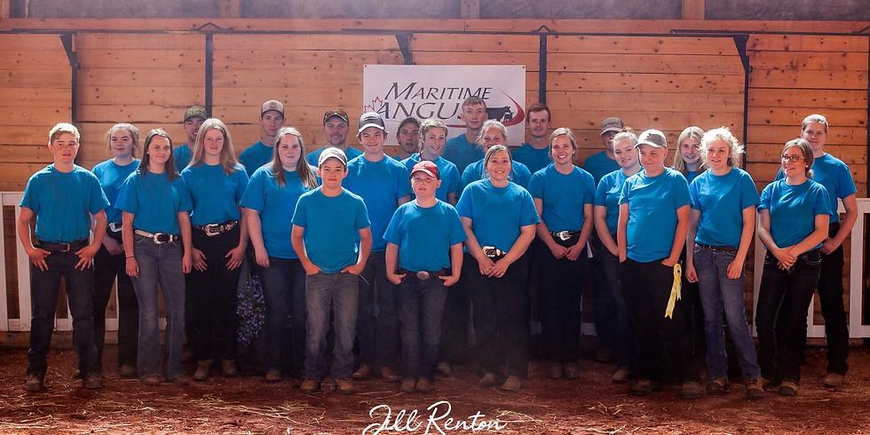 Maritime Angus Field Day & Junior Show