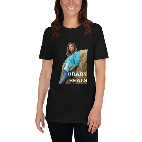 Brady Seals Short-Sleeve Unisex T-Shirt