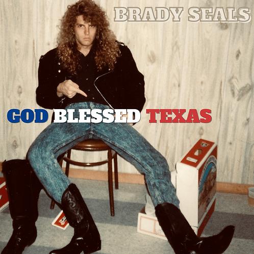 God Blessed Texas-Digital Single