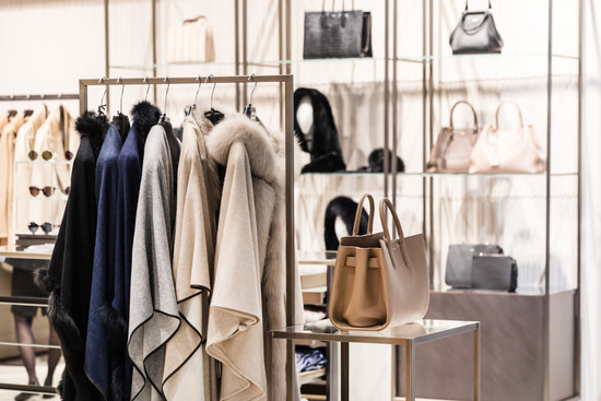 Fashion luxury elegance clothes in the s