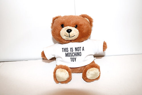 Sephora X Moschino Perfume Teddy Bear