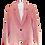 Thumbnail: Zara Pink Blazer