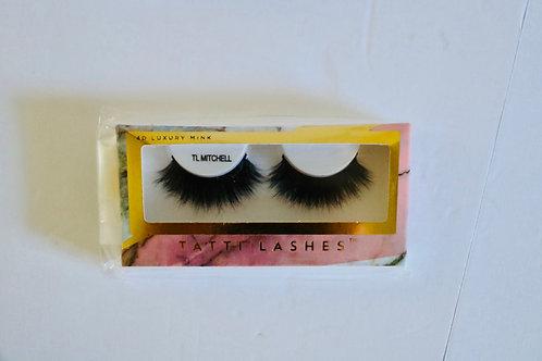 Tatti False Eyelashes- Style TL MITCHELL
