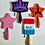 Thumbnail: Jeffree Star Cosmetics Orange Makeup Mirror