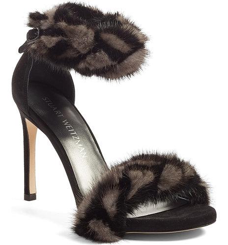 "Stuart Weitzman ""Bunny Love"" Shoes"