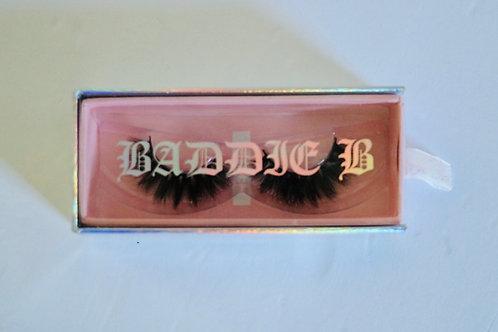 BaddieB False Eyelashes- Style #BADDIE
