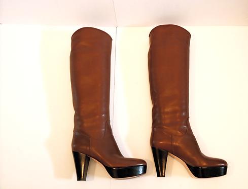 Gianvitto Rossi Women 's Knee High Boots