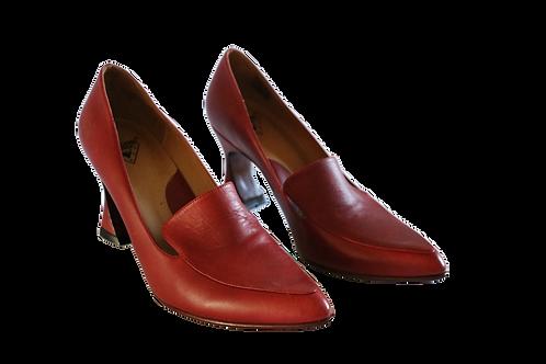 Red Fluevog Shoes