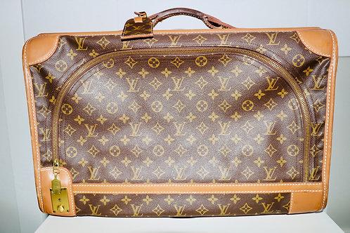 Vintage Louis Vuitton Monogram Suitcase