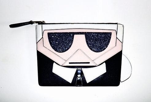 Karl Lagerfeld Envelope Clutch