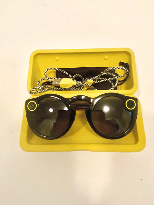 SnapChat Spectacle Glasses