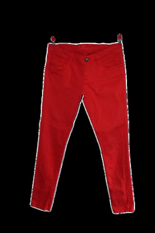 Mavi Red Slim Fit Jeans