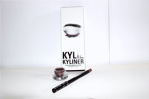 Kylie Cosmetics Gel Eyeliner & Pencil