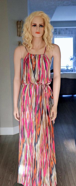 BCBG Silky maxi dress