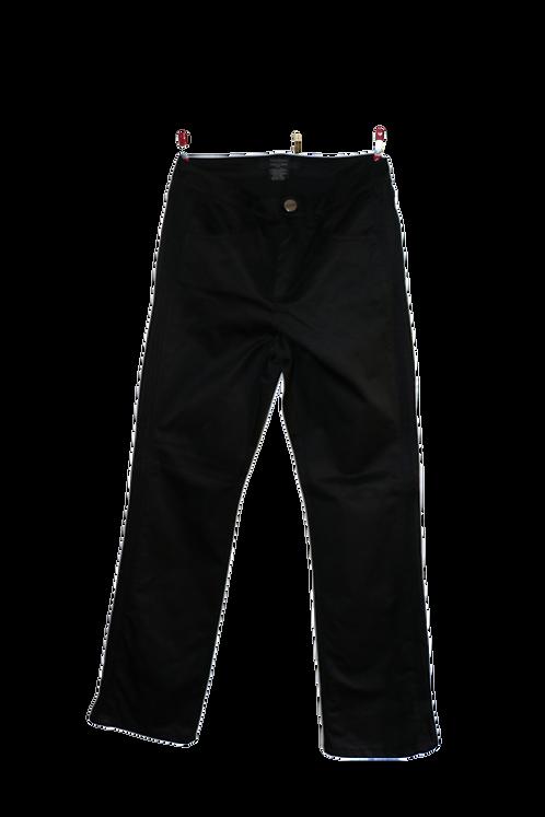 Simon Chang satin stretch Pants