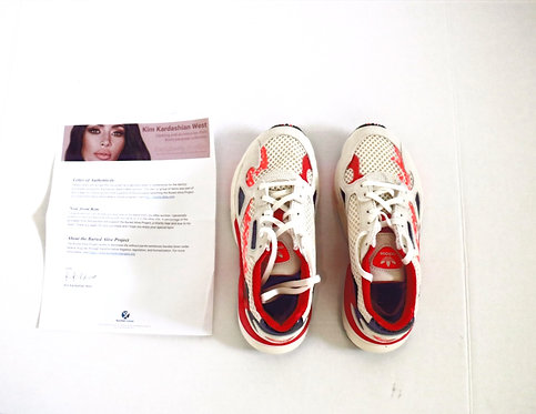 Adidas Fortucci Runners -From personal collection of Kim Kardasian-Size US 7