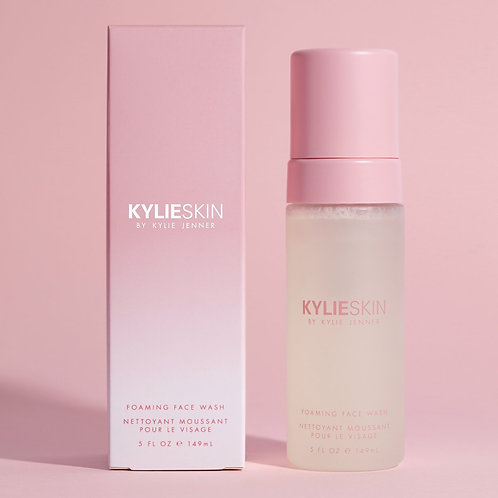 Kylie Skin Foaming Face Wash